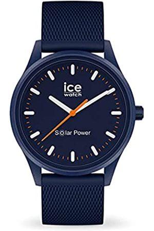 Ice-Watch Ice Solar Power Atlantic Mesh, Orologio Unisex con Cinturino in Silicone, 018393, Medium