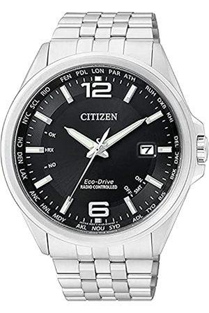 Citizen Uomo Orologi - Orologio Analogico Quarzo Uomo con Cinturino in Acciaio Inox CB0010-88E