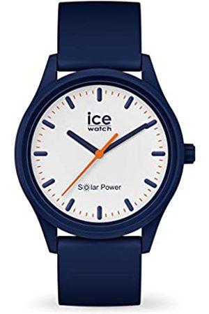 Ice-Watch Ice Solar Power Pacific, Orologio Unisex con Cinturino in Silicone, 017767, Medium