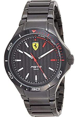 Scuderia Ferrari Orologio Quarzo con Cinturino in Acciaio Inox 830763