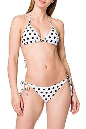 Urban Classics Ladies Pattern Bikini Set, , XS Donna