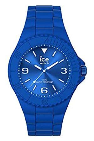 Ice-Watch Ice Generation Flashy Blue, Orologio Unisex con Cinturino in Silicone, 019159, Medium