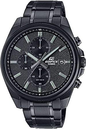 Casio Orologio Cronografo Quarzo Uomo con Cinturino in Acciaio Inox EFV-610DC-1AVUEF