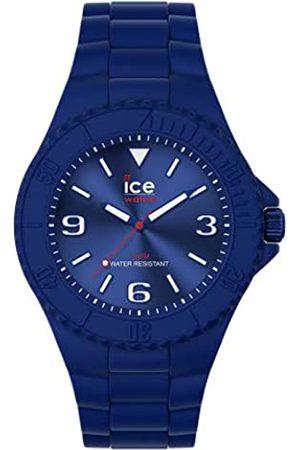 ICE-WATCH Ice Generation Blue Red, Orologio Unisex con Cinturino in Silicone, 019158, Medium