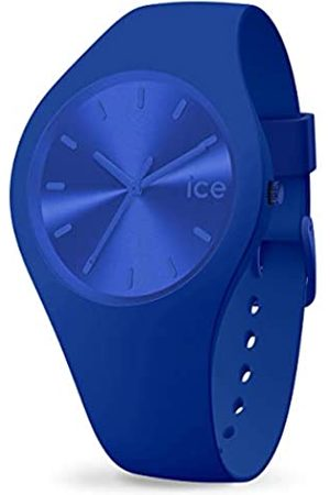 Ice-Watch Ice Colour Royal, Orologio Blu Unisex con Cinturino in Silicone, 017906, Medium
