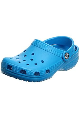 Crocs Classic Clog Kids, Sabot Unisex Bambini, Blu , 22/24 EU
