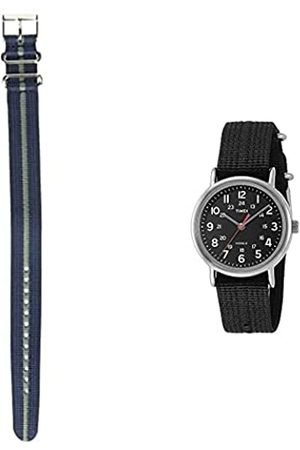 Timex Orologi - Watch Strap TW7C03100 + Orologio analogico al quarzo unisex