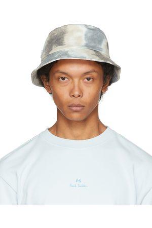 Paul Smith Uomo Cappelli - Black Dip-Dye Bucket Hat