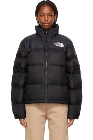 The North Face Donna Giacche - Black Down 1996 Retro Nuptse Puffer Jacket