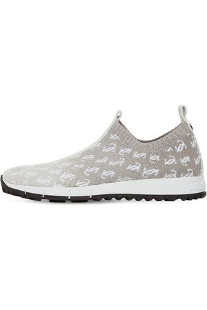 Jimmy Choo Donna Sneakers - Sneakers Slip-on Verona In Maglia