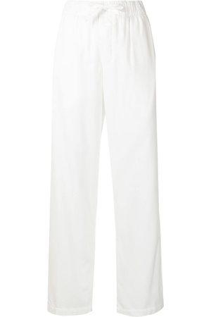 Tekla Donna Loungewear - Pantaloni con coulisse