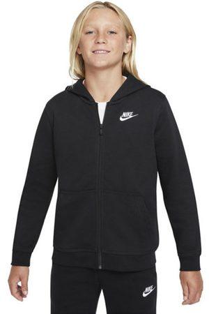 Nike Bambino Felpe - Sportswear Club - felpa con cappuccio - ragazzo. Taglia S