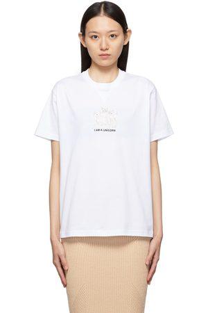 Burberry Donna T-shirt a maniche corte - Brycen T-Shirt