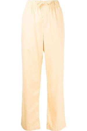 Tekla Donna Loungewear - Pantaloni con coulisse - Toni neutri