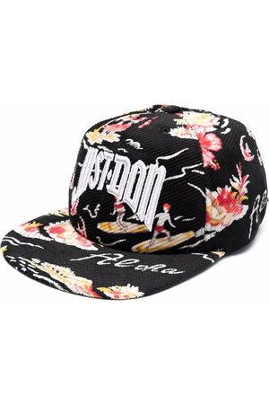 JUST DON Uomo Cappelli con visiera - Cappello da baseball con ricamo