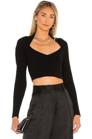 Milly Rib Shrug in - . Size L (also in S, XS, M).