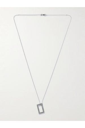 Le Gramme 3.4g Sterling Pendant Necklace