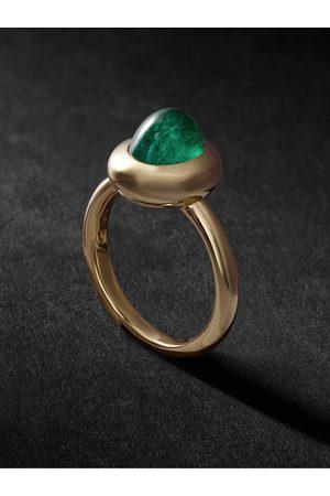 VADA Uomo Anelli - Bubble Emerald Ring