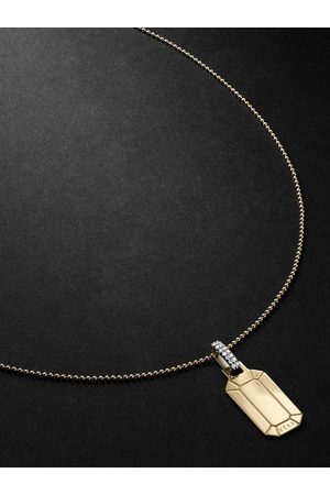 Eera Tokyo Gold, Silver and Diamond Necklace