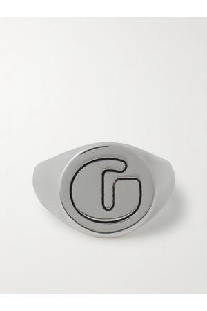 GALLERY DEPT. Uomo Anelli - Logo-Engraved Ring