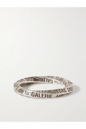 GALLERY DEPT. Uomo Anelli - Infinity Logo-Engraved Ring
