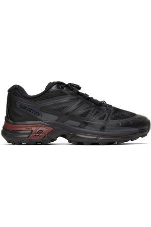 Salomon Black Xt-Wings 2 Advanced Sneakers