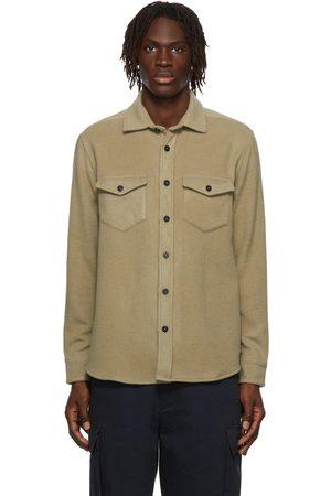 Noah NYC Uomo Camicie - Cashmere CPO Shirt