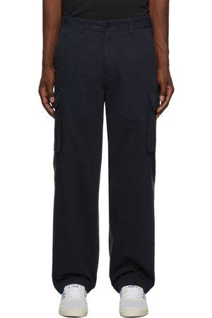 Noah NYC Uomo Cargo - Herringbone Cargo Pants