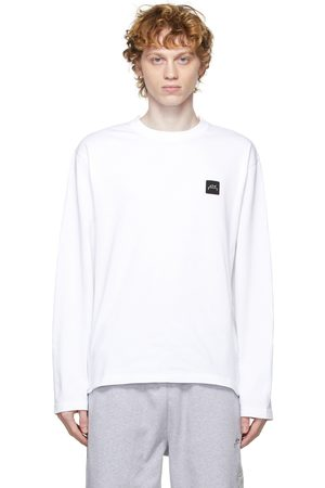A-cold-wall* Uomo Top - Essentials Long Sleeve T-Shirt