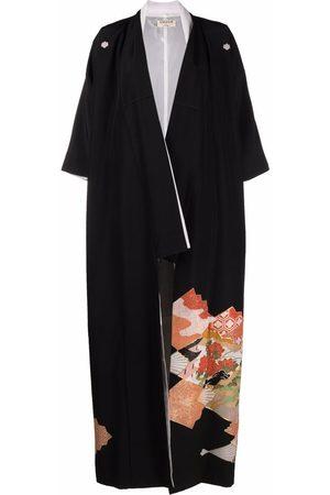 A.N.G.E.L.O. Vintage Cult Kimono con stampa anni '70