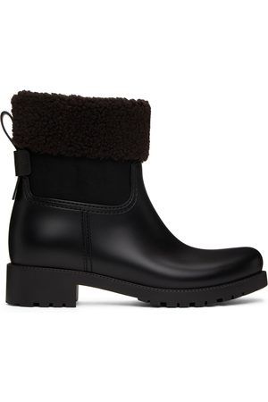 See by Chloé Rubber Jannet Ankle Boots
