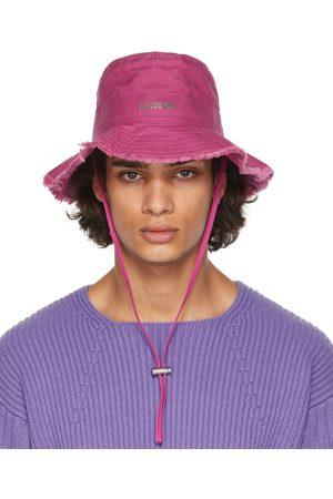 Jacquemus Uomo Cappelli - Pink 'Le Bob Artichaut' Hat