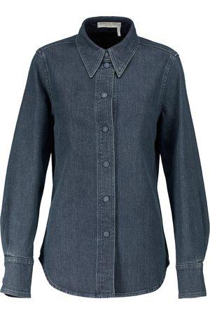 Chloé Camicia di jeans