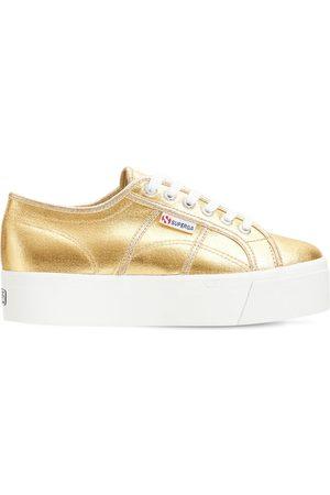 Superga Donna Sneakers - Sneakers 2790 In Tela Metallizzata