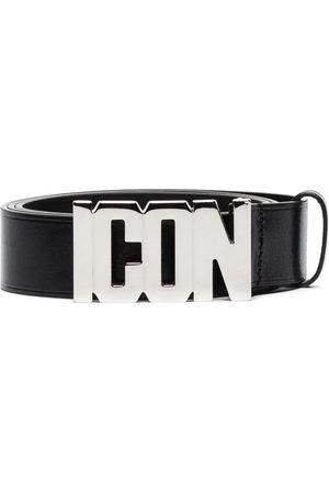 Dsquared2 Uomo Cinture - Cintura con fibbia Icon