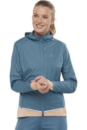 Salomon Donna Abbigliamento sportivo - Light Shell - giacca trail running - donna. Taglia M