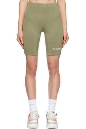 Marc Jacobs Tan 'The Sport Shorts' Shorts