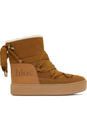 See by Chloé Suede Charlee Ankle Boots