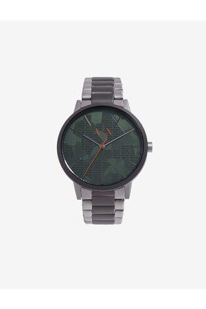 Armani Uomo Orologi - Analog Watches Acciaio Inox, Cristallo, Plastica