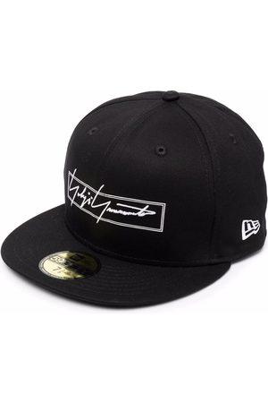 YOHJI YAMAMOTO Cappello da baseball con ricamo