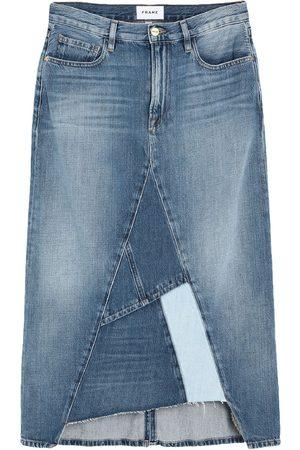 Frame Donna Gonne denim - BOTTOMWEAR - Gonne jeans