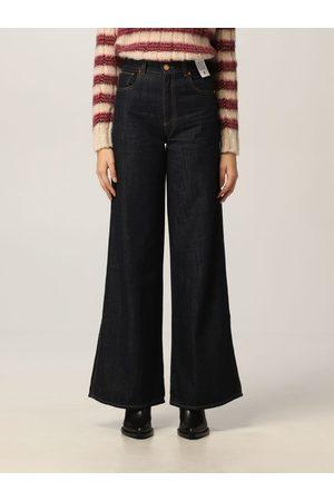 Pt, Donna Jeans - Jeans Donna colore Denim