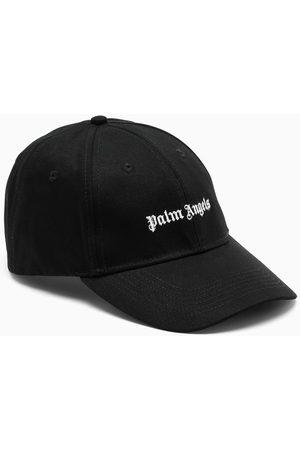 Palm Angels Cappellino da baseball con logo ricamato