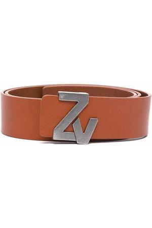 Zadig & Voltaire Uomo Cinture - Cintura con fibbia