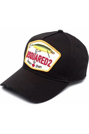 Dsquared2 Uomo Cappelli con visiera - Cappello da baseball con applicazione