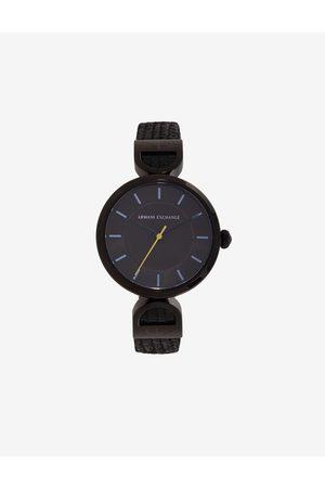 Armani Uomo Orologi - Analog Watches Acciaio Inox