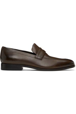 HUGO BOSS Uomo Stringate e mocassini - Leather Ruston Loafers