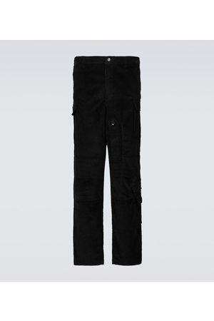 Winnie New York Pantaloni cargo in velluto a coste