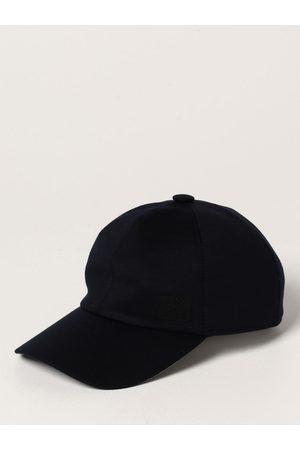 Z Zegna Uomo Cappelli con visiera - Cappello da baseball in tech merions
