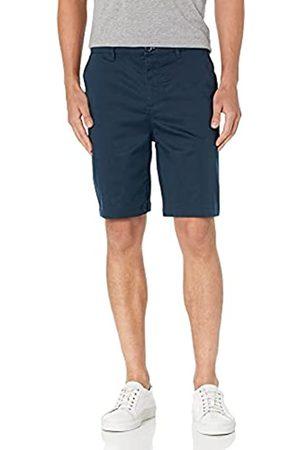 "28 Palms 9"" Inseam Cotton Tencel Chino Short Shorts, Dainty, 28"